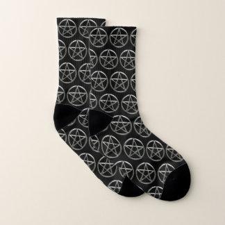 Pentacle Pentagram Socks