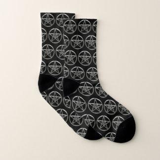 Pentacle Pentagram Tree Of Life Socks