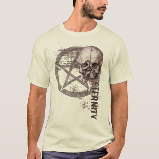 Pentacle Skull T-Shirt