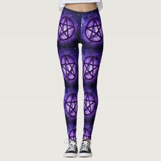 Pentacle - (Spirit) Leggings