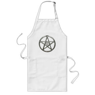 Pentacle Tree Of Life Apron