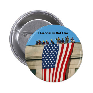 Pentagon 9/11 Flag Pin