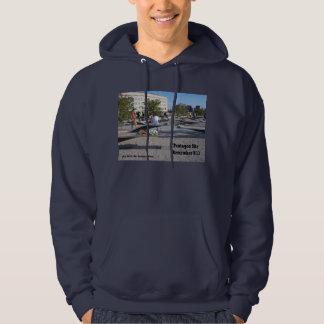 Pentagon 9/11 Memorial Site Hoodie