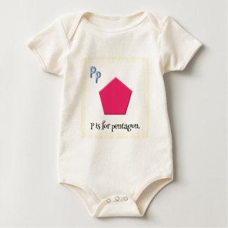 Pentagon Baby Creeper