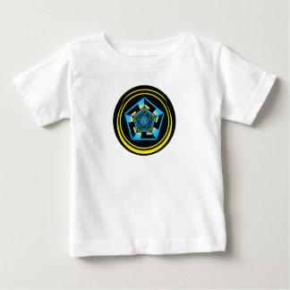 Pentagon Crop Circle Baby T-Shirt