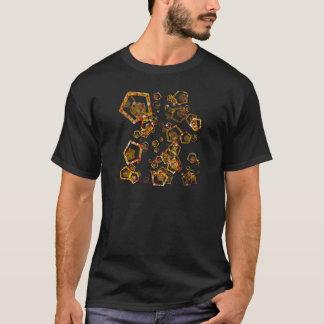 Pentagon-Design-(Black) T-Shirt