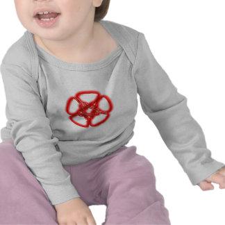 Pentagon loops Pentagon loop T-shirts