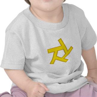 Pentagon of stars Pentagon of star Shirt