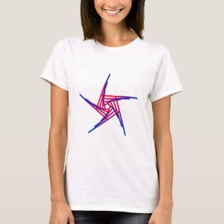 Pentagon sample Pentagon pattern T-Shirt