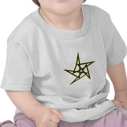 Pentagon sample Pentagon pattern T Shirts