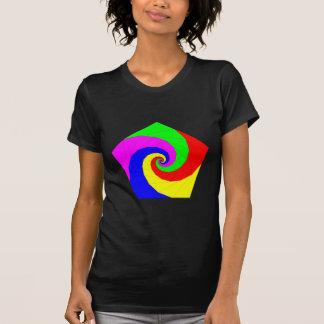 Pentagon spirals Pentagon spirals T Shirts