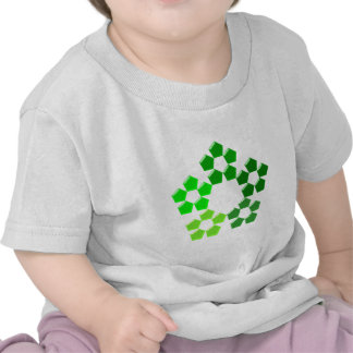 Pentagons of Pentagon T-shirts