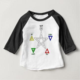 Pentagram_ Baby T-Shirt
