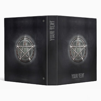 Pentagram 3 Ring Binders
