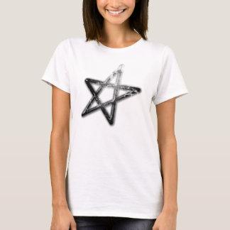 Pentagram black girls T-Shirt
