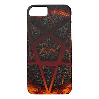 Pentagram Case iPhone 7, Tough