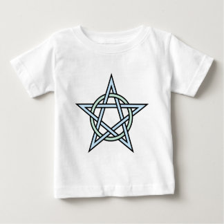Pentagram-circle-interlaced Baby T-Shirt