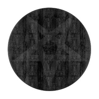 Pentagram Cutting Board
