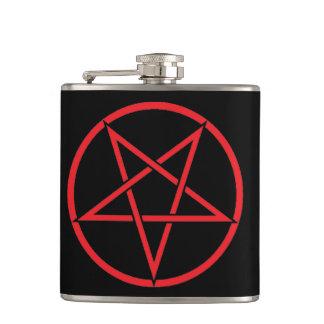 Pentagram Flask