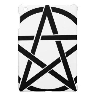 pentagram iPad mini case