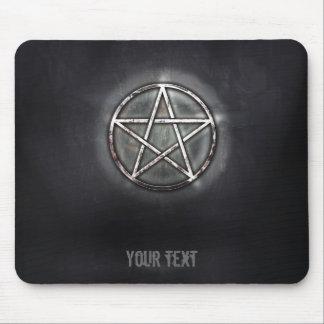 Pentagram Mouse Pad
