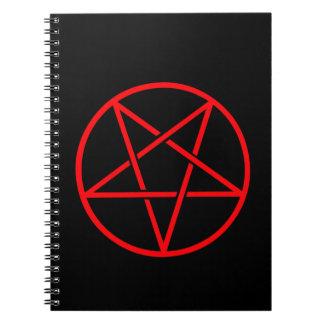 Pentagram Notebook