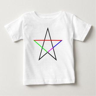 Pentagram-phi Baby T-Shirt