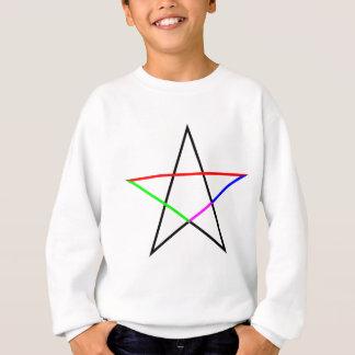 Pentagram-phi Sweatshirt