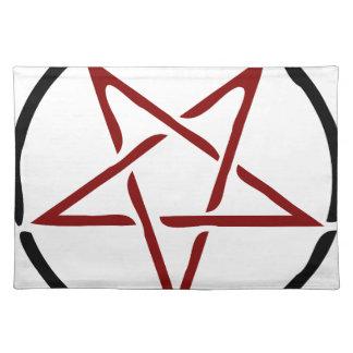 Pentagram Placemat