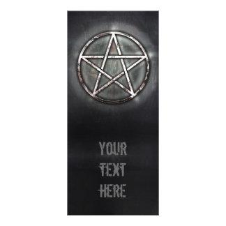 Pentagram Rack Card Template