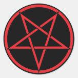 Pentagram Sticker