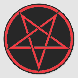 Pentagram Sticker