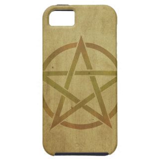 Pentagram Textured Case For The iPhone 5