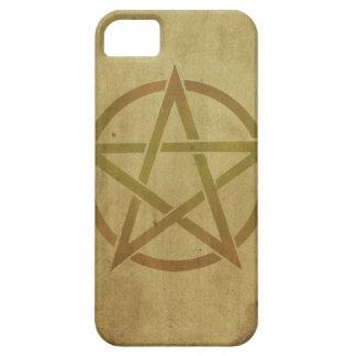 Pentagram Textured iPhone 5 Covers