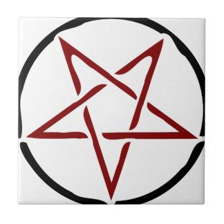 Pentagram Tile