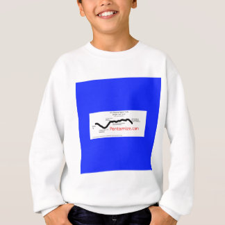 Pentamize.com Weight Loss Cycle Infographic Sweatshirt