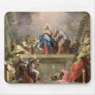 Pentecost, 1732 mouse pad