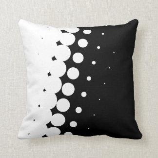 Penumbra Ebony (White) Pillow