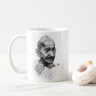 penxs Mahatma Gandi Coffee Mug
