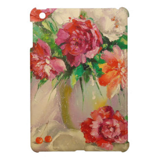 Peonies iPad Mini Case