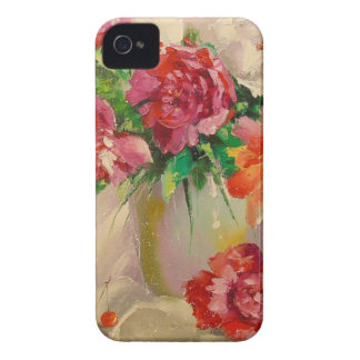 Peonies iPhone 4 Case