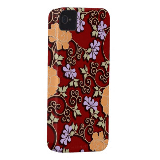 Peony 3 iPhone 4 Case-Mate case