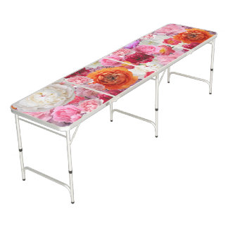 Peony Beer Pong Table