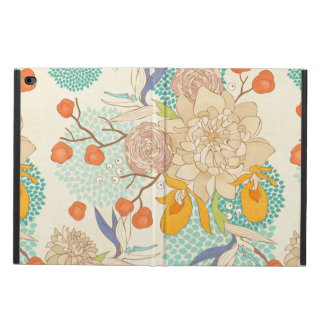 Peony Flower Pattern Powis iPad Air 2 Case