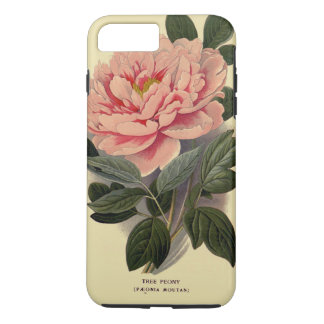 Peony iPhone 7 Plus, Tough Case-Mate iPhone Case