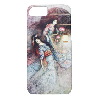 Peony Lantern iPhone 8/7 Case