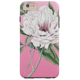 Peony Pink Tough iPhone 6 Plus Case