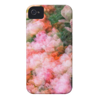 Peony Tulips in Full Bloom Case-Mate iPhone 4 Cases