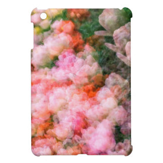 Peony Tulips in Full Bloom iPad Mini Cover