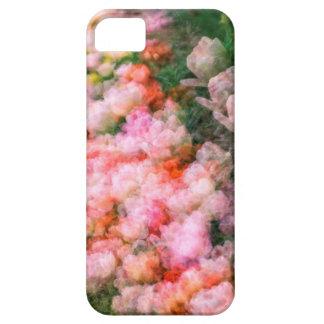 Peony Tulips in Full Bloom iPhone 5 Case